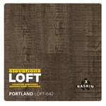 Raskin Elevations Loft Plank: Portland Floating Luxury Vinyl Plank R-LOFT-642