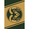Milliken College Team Spirit (NCAA) Colorado State 74232 Spirit Rectangle (4000019093) 3