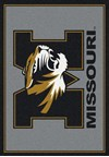Milliken College Team Spirit (NCAA) Missouri 74127 Spirit Rectangle (4000019424) 2'8