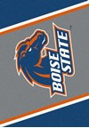 Milliken College Team Spirit (NCAA-SPT) Boise State 36446 Spirit Rectangle (4000052305) 3'10