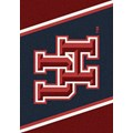 Milliken College Team Spirit (NCAA-SPT) Houston 00387 Spirit Rectangle (4000054374) 5