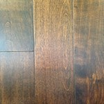 "Signature Santa Fe: Coffee 3/4"" x 4 3/4"" Solid Birch Hardwood WHBC434"