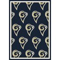 Milliken NFL Team Repeat (NFL-R) St. Louis Rams 09086 Repeat Rectangle (4000096049) 3