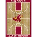 Milliken College Home Court (NCAA) Arizona State 01014 Court Rectangle (4000018365) 5