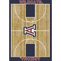 Milliken College Home Court (NCAA) Arizona 01012 Court Rectangle (4000018449) 7