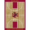 Milliken College Home Court (NCAA) Boston College 01043 Court Rectangle (4000018453) 7