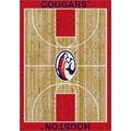 Milliken College Home Court (NCAA) Houston 00387 Court Rectangle (4000018379) 5