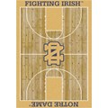 Milliken College Home Court (NCAA) Notre Dame 01260 Court Rectangle (4000018320) 3