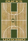 Milliken College Home Court (NCAA) Oregon 01292 Court Rectangle (4000018408) 5'4