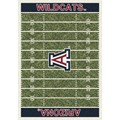 Milliken College Home Field (NCAA) Arizona 01012 Home Field Rectangle (4000018535) 5