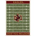 Milliken College Home Field (NCAA) Boston College 01043 Home Field Rectangle (4000018539) 5