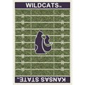 Milliken College Home Field (NCAA) Kansas State 01125 Home Field Rectangle (4000018628) 7
