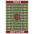 Milliken College Home Field (NCAA) Maryland 01156 Home Field Rectangle (4000018561) 5