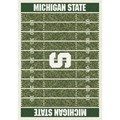 Milliken College Home Field (NCAA) Michigan State 01180 Home Field Rectangle (4000018636) 7