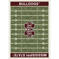 Milliken College Home Field (NCAA) Mississippi State 01188 Home Field Rectangle (4000018639) 7