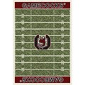 Milliken College Home Field (NCAA) South Carolina 01350 Home Field Rectangle (4000018580) 5