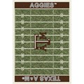 Milliken College Home Field (NCAA) Texas A&M 01420 Home Field Rectangle (4000018588) 5