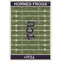 Milliken College Home Field (NCAA) Texas Christian 01430 Home Field Rectangle (4000018589) 5