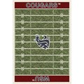 Milliken College Home Field (NCAA) Washington State 01466 Home Field Rectangle (4000018596) 5