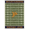 Milliken College Home Field (NCAA) West Virginia 01470 Home Field Rectangle (4000018669) 7