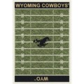 Milliken College Home Field (NCAA) Wyoming 01491 Home Field Rectangle (4000018671) 7