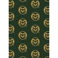 Milliken College Repeating (NCAA) Colorado State 01065 Repeat Rectangle (4000018833) 5