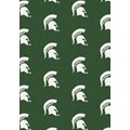 Milliken College Repeating (NCAA) Michigan State 01180 Repeat Rectangle (4000018780) 3