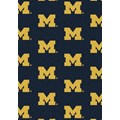 Milliken College Repeating (NCAA) Michigan 01160 Repeat Rectangle (4000018779) 3