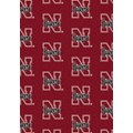 Milliken College Repeating (NCAA) Nebraska 01230 Repeat Rectangle (4000018786) 3