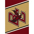 Milliken College Team Spirit (NCAA) Boston College 68882 Spirit Rectangle (4000019188) 5