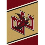 "Milliken College Team Spirit (NCAA) Boston College 68882 Spirit Rectangle (4000019309) 7'8"" x 10'9"" Area Rug"