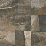 "Daltile Porada: Rich Brown 13"" x 20"" Glazed Porcelain Tile PR32-13201P6"