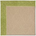 Capel Rugs Creative Concepts Cane Wicker - Tampico Palm (226) Octagon 12