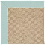 "Capel Rugs Creative Concepts Cane Wicker - Canvas Glacier (419) Runner 2' 6"" x 8' Area Rug"