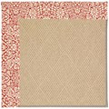 Capel Rugs Creative Concepts Cane Wicker - Imogen Cherry (520) Runner 2
