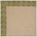 Capel Rugs Creative Concepts Cane Wicker - Dream Weaver Marsh (211) Rectangle 6