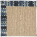 Capel Rugs Creative Concepts Cane Wicker - Java Journey Indigo (460) Rectangle 8