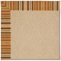 Capel Rugs Creative Concepts Cane Wicker - Vera Cruz Samba (735) Rectangle 9