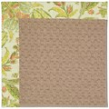 Capel Rugs Creative Concepts Grassy Mountain - Cayo Vista Mojito (215) Octagon 4