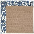 Capel Rugs Creative Concepts Grassy Mountain - Batik Indigo (415) Octagon 4