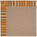 Capel Rugs Creative Concepts Grassy Mountain - Vera Cruz Samba (735) Octagon 4