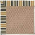 Capel Rugs Creative Concepts Grassy Mountain - Long Hill Ebony (340) Octagon 6
