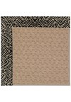 Capel Rugs Creative Concepts Grassy Mountain - Wild Thing Onyx (396) Octagon 8' x 8' Area Rug