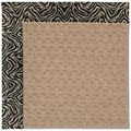 Capel Rugs Creative Concepts Grassy Mountain - Wild Thing Onyx (396) Octagon 8