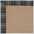 Capel Rugs Creative Concepts Grassy Mountain - Vera Cruz Ocean (445) Octagon 8