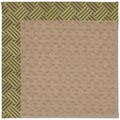 Capel Rugs Creative Concepts Grassy Mountain - Dream Weaver Marsh (211) Octagon 10