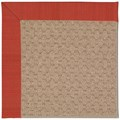 Capel Rugs Creative Concepts Grassy Mountain - Vierra Cherry (560) Octagon 10