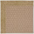 Capel Rugs Creative Concepts Grassy Mountain - Tampico Rattan (716) Octagon 10