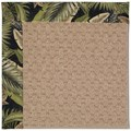 Capel Rugs Creative Concepts Grassy Mountain - Bahamian Breeze Coal (325) Octagon 12