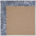 Capel Rugs Creative Concepts Grassy Mountain - Paddock Shawl Indigo (475) Octagon 12